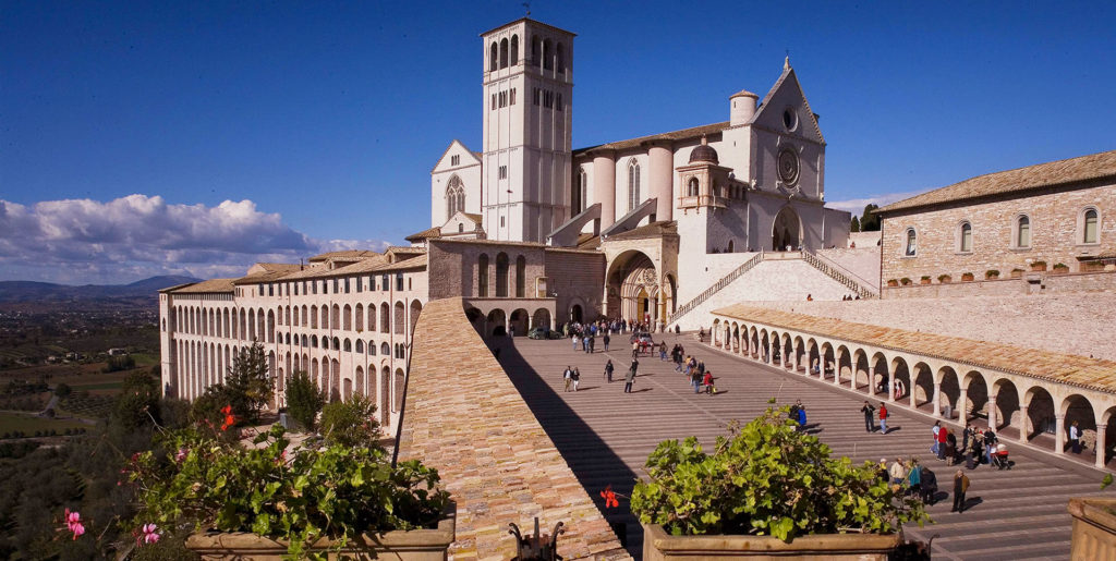 Basilica of St Francis (Assisi)- Italian churches