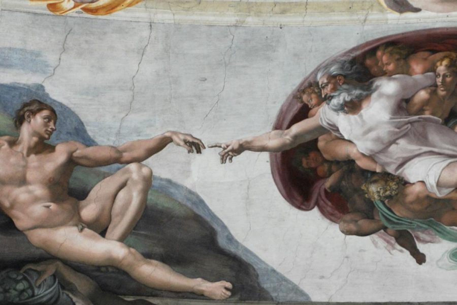 Sistine Chapel, Raphael Rooms